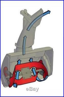 Toro Power Clear 518 ZR Single-Stage Gas Snow Blower Recoil Start 99cc