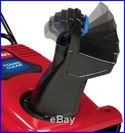 Toro Power Clear 721 QZE 21 in. Single-Stage Gas Snow Blower