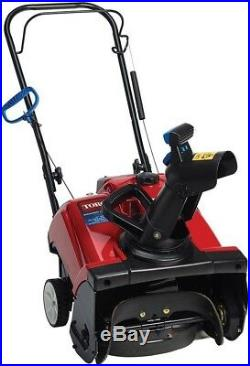 Toro Power Clear Gas Snow Blower 18 in. Single-Stage Electric Start Plastic New
