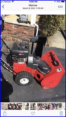 Toro Power Max 1128 11 hp 28 in. 2-Stage Gas Snow Blower