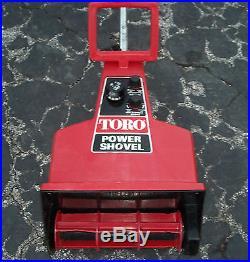 Toro Power Shovel 38350 Gas Powered 2 Cycle Snow Blower RUNS GREAT