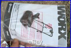 Torx WG650 Electric Snow Blower