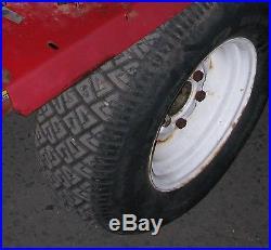 Tractor, Toro, K3D Diesel, 25 HP, 325D, GroundsMaster, Snowblower, Cab