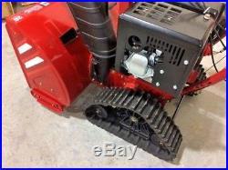 TroyBilt Vortex Tracker 2890 Snow Blower 3-Stage 28 BRAND NEW with Warranty