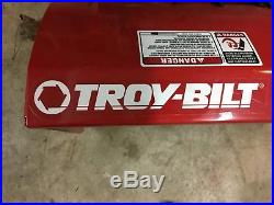 Troy-Bilt 26 inch Snow blower Brand new