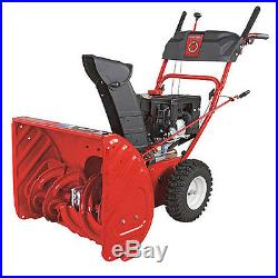 Troy-Bilt ST2410 Storm 24 Two-Stage Snow Thrower