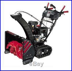 Troy-Bilt Snow Thrower 208cc Engine 110 Volt ES 26 Width Tr TB-Storm-2690XP-SD