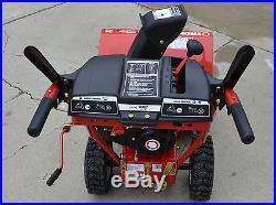 Troy Bilt Storm 2410 2 Stage Snow Blower Thrower 179cc All Wheel Drive 24 NOS