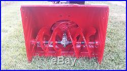 Troy Bilt Storm 24 Snow Blower Thrower 5.5 HP Dual Stage Tecumseh Snow King