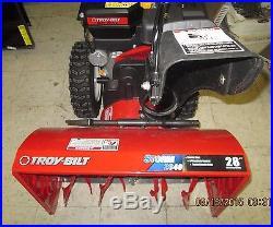 Troy-Bilt Storm 2840 28 277cc Heated Handle Snow Blower