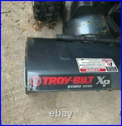 Troy-Bilt Storm 3090 30 357cc Two-Stage Electric Start Gas Snow Blower