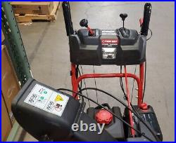 Troy-Bilt Storm Tracker 2890 277cc Two-Stage Gas Snow Blower with Electric Start