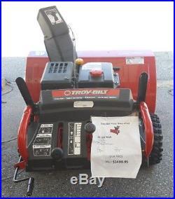 Troy-Built Polar Blast 4510 with Cab 45 Clearance