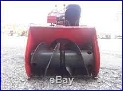 USED Toro Snow Blower 38040, TwoStage, 5HP, 24 Width