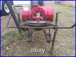 Used 38 Snowblower Attachment