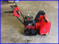 Used MTD Yard Machine 317E742F352 snow blower