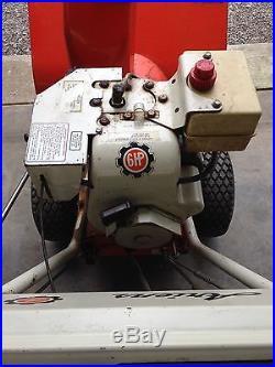 Vintage Ariens Snowblower Model 924015