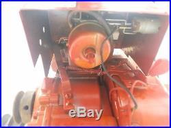 Vintage Tecumseh 4 HP HS40 Dual Shaft Snowblower Snowthrower Engine 143-697032