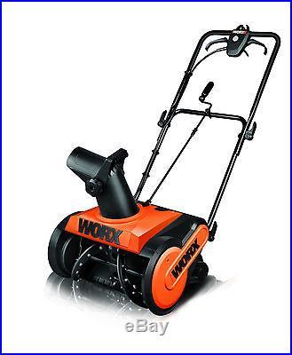 WG650 Worx Snow Thrower