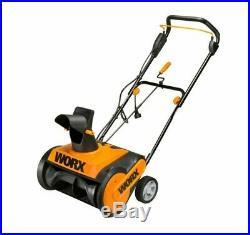 WORX WG450 Snow Thrower