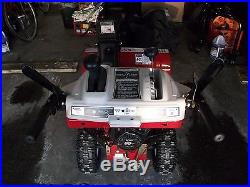 Snow Blowers » White Outdoor by MTD Snowblower 8.5 HP 26 ...