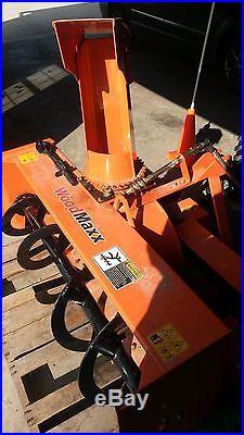 Woodmaxx (SB-60) snowblower
