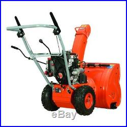 YARDMAX 24 in. Two-Stage Electric Start Gas Snow Blower