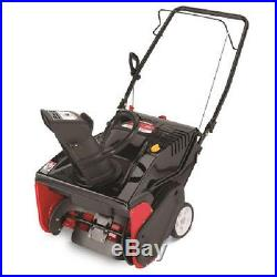 Yard Machines 179cc 21 in. Single Stage Snow Blower withE-Start 31AS2S1E700 NEW
