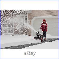 Yard Machines 21 123cc Single-Stage Snow Blower