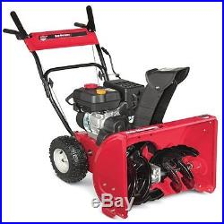 Yard Machines 22 Two-Stage Snow Thrower Model 31A-63BD700