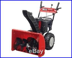 Yard Machines 28 Two Stage 277cc Snow Blower